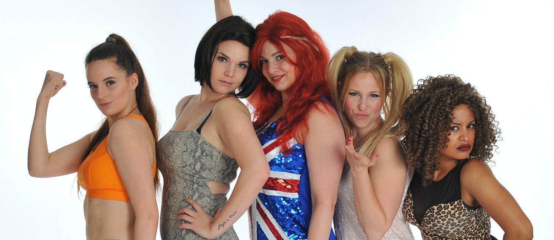 De Spice Girls op uw bedrijfsfeest?