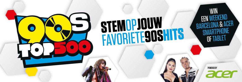 Radio Veronica 90s Top 500