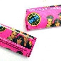 kauwgom, jeugdherinneringen, snoep, jaren 90