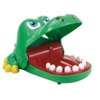 Krokodil met kiespijn, speelgoed jaren 90, jeugdsentiment, speelgoed van vroeger