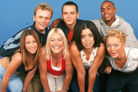 S CLub 7, bring it all back, girlband, boyband 90s