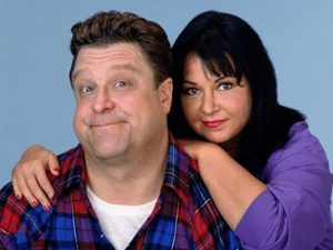 Roseanne, serie, jaren 90, 90s, bedrijfsuitje, quiz