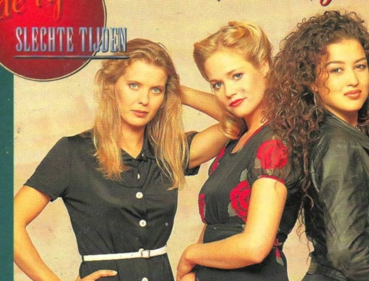 Linda, Roos en Jessica